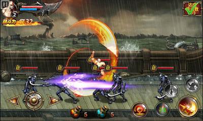 Alternatif Download God Of War Mobile Edition Apk