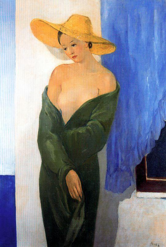 Pere Pruna 1904-1977 - Spanish painter