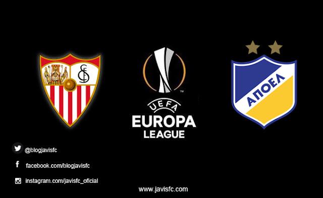 Previa Sevilla FC - Apoel