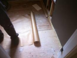 Solid Hardwood Floor Underlayment