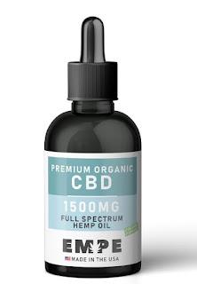 EMPE : Cbd Full Spectrum Hemp Oil - Review