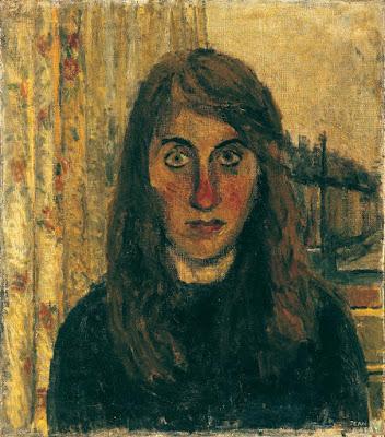 Autoportrait (1954), Jean Cooke