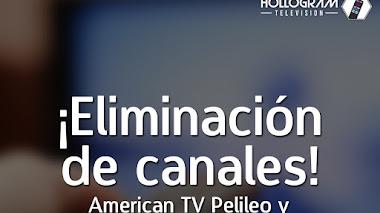 Comunicado: Eliminación de Canales (22 de junio, 2020)