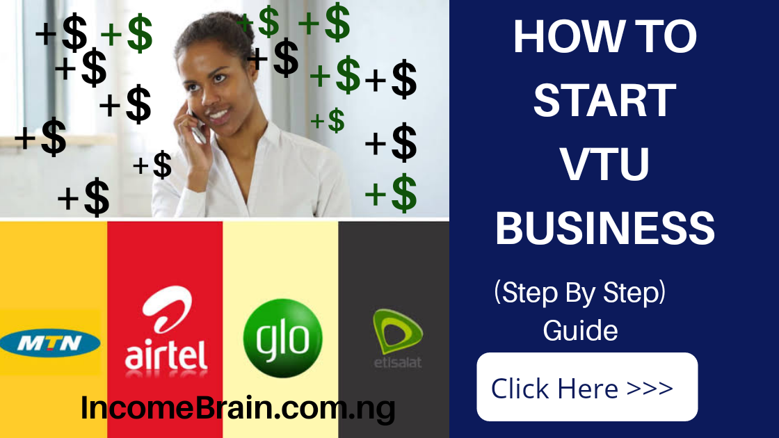 How to start vtu business