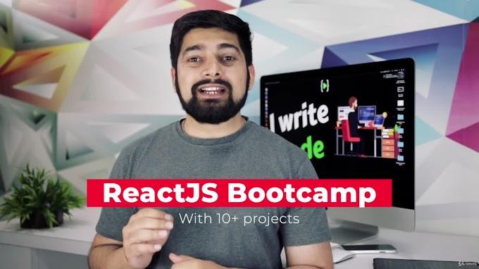 Complete ReactJS developer Bootcamp - Build 10 projects