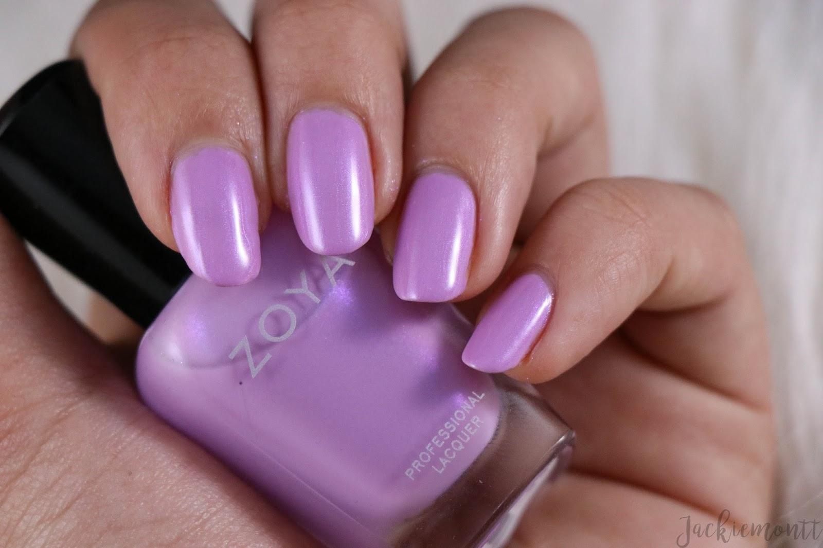 Best Light Pink Nail Polish Zoya - CrossfitHPU