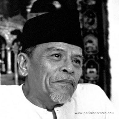 Buya Hamka Pahlawan Indonesia dari Provinsi Sumatera Barat