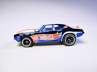 Hot Wheels RLC  '69 Camaro