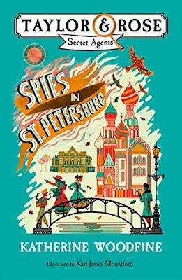 Spies in St. Petersburg by Katherine Woodfine