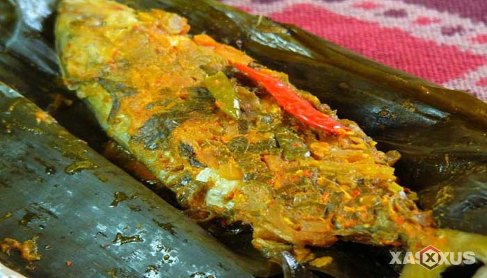 Resep cara membuat pepes ikan bandeng masak oven
