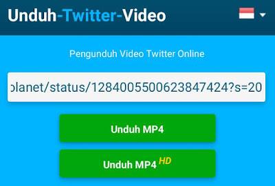 Download Video Twitter Tanpa Aplikasi - 3
