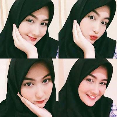 Talitha Curtis Pakai Hijab