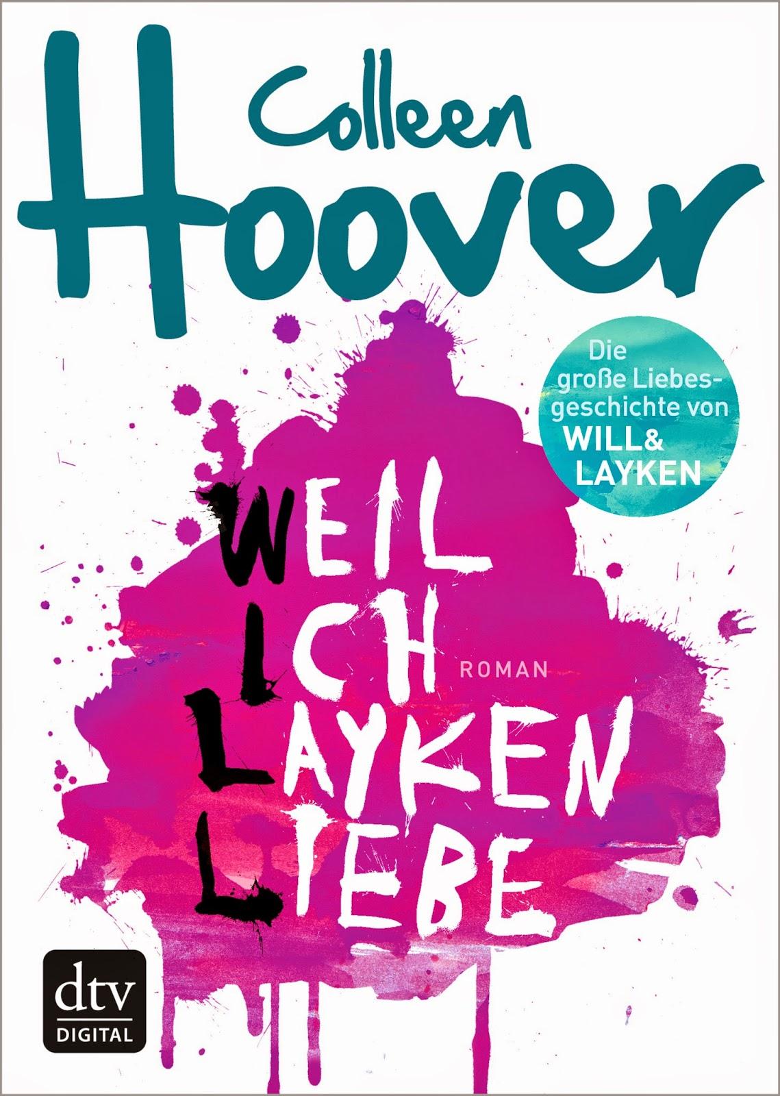 [Rezension] Weil ich Layken liebe von Colleen Hoover
