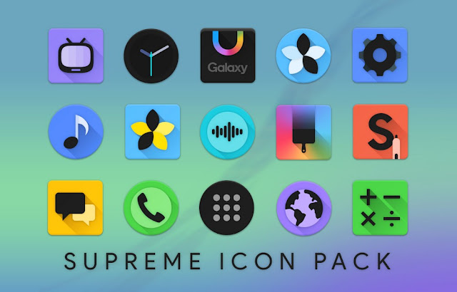 supreme icon pack free download