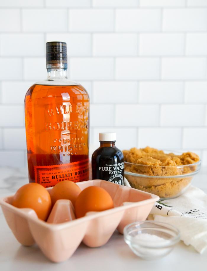 Bourbon Pecan Puffs