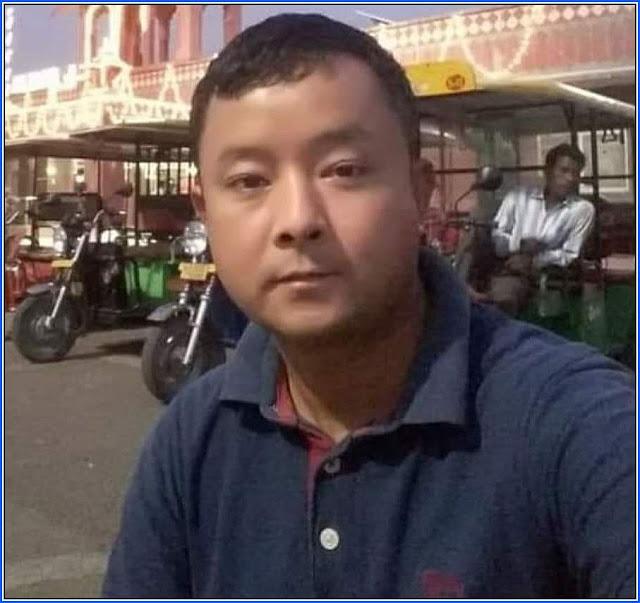 Martyr Dipen Tamang