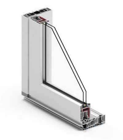 sistema ávalon ventanas PVC Zaragoza