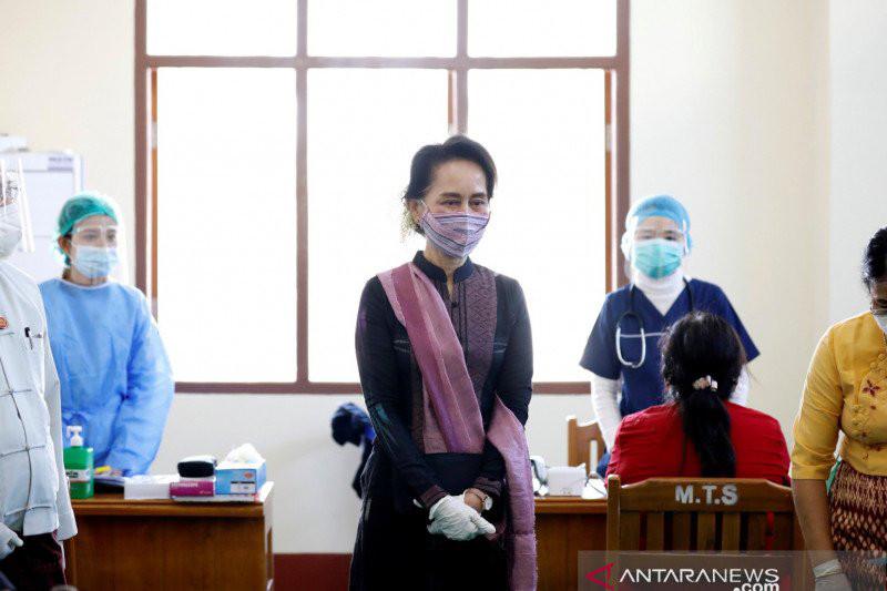 Aung San Suu Kyi Ditangkap, Kerap Kejam Terhadap Muslim Rohingya