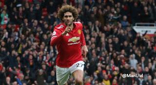 Mourinho Yakin Marouane Fellaini Bertahan di  Manchester United