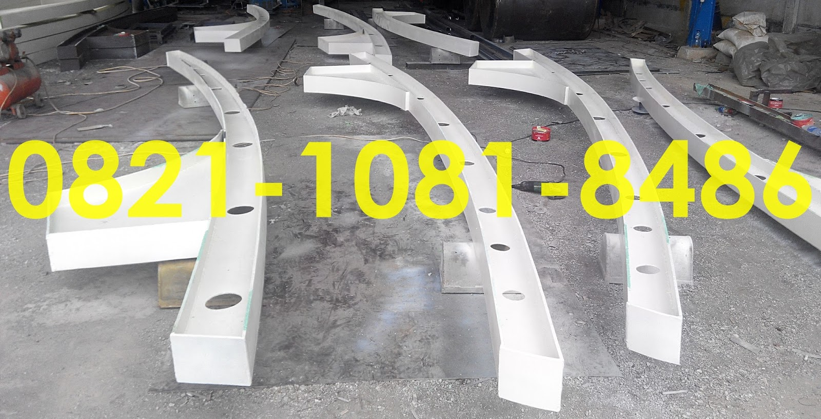 Jasa Fabrikasi Carport Kopi Bubuk Asli Pagar Alam By Butik 3 Size Plg Proses