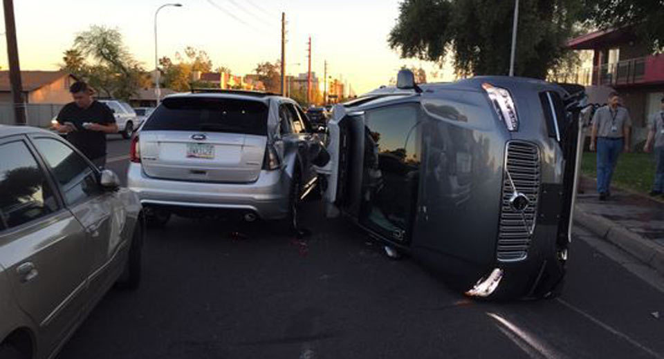 Volvo Of Tempe >> Uber Suspends Self-Driving Tests In Arizona After Crash
