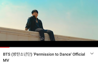 """BTS Released Comeback Song """"Permission To Dance"""""""
