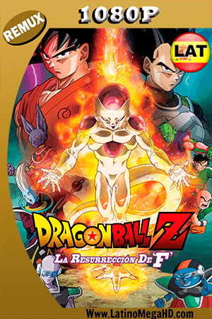 Dragon Ball Z: La Resurrección de Freezer (2015) Latino HD BDRemux 1080P ()