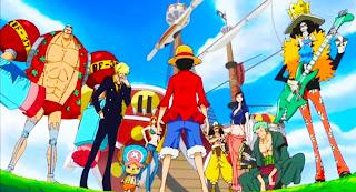 Spoiler One Piece Chaper 971