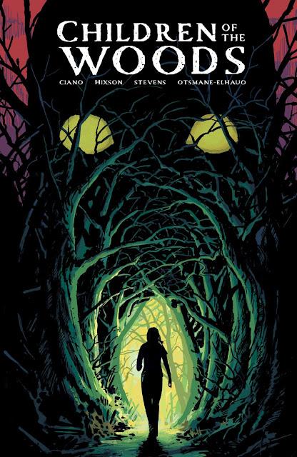 Dark Horse anuncia 'Children of the Woods' para enero 2022