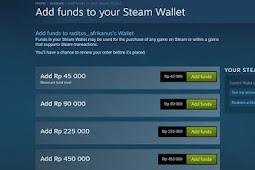 Tips Beli Steam Wallet Biar Dapat yang Paling Murah