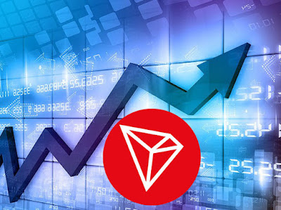 Tron rebounds as the Crypto market start to recover