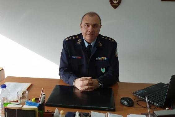 Ο Ευάγγελος Πιπέρης τοποθετήθηκε Αστυνομικός Διευθυντής στην Αργολίδα