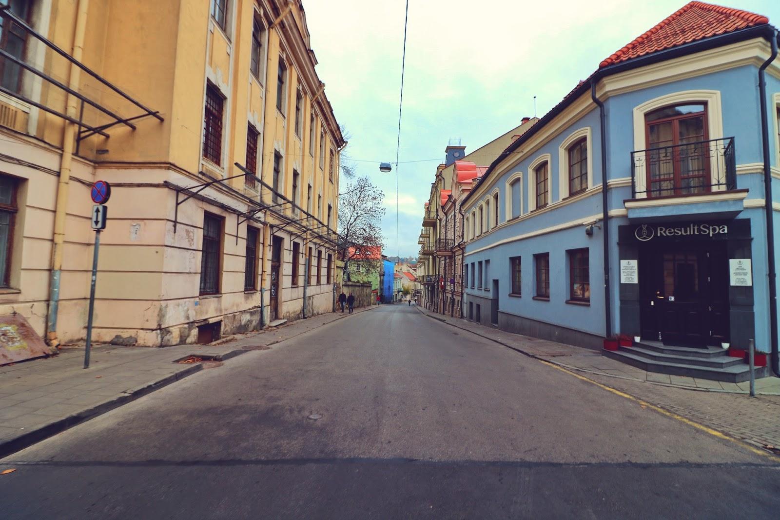 Stare Miasto, Litwa, 2 dni w Wilnie