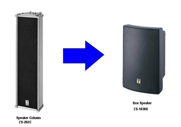 Jual Toa Saatnya Ganti Toa Column Speaker Untuk Sound Masjid