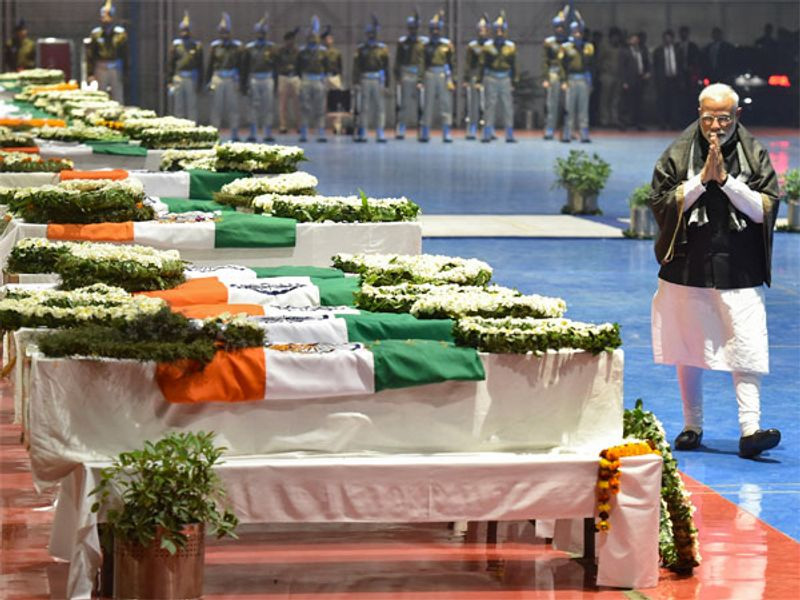 News, National, India, New Delhi, Soldiers, Terror Attack, Death, Anniversary,  'Black Day' on February 14; One year of Pulwama Attack