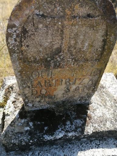Aquí fue martirizado san Guillén.