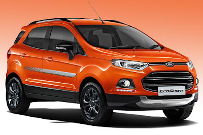 Ford EcoSport Black Signature Edition HD Picture