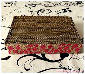 The Mini Cardboard Scratcher The B Team ©BionicBasil® Craft-Fest Day 4