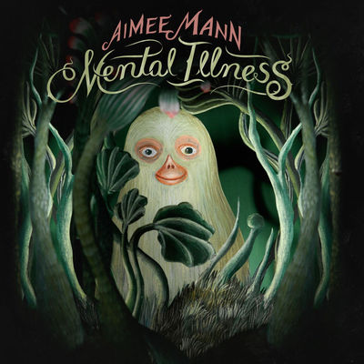 Aimee Mann - Mental Illness - Album Download, Itunes Cover, Official Cover, Album CD Cover