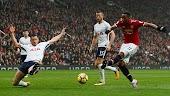 اهداف مباراة توتنهام ومانشستر يونايتد بث مباشر 19-6-2020 الدوري الانجليزي