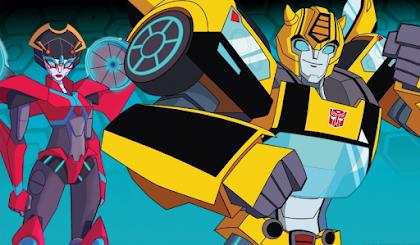 Transformers: Cyberverse Todos os Episódios Online