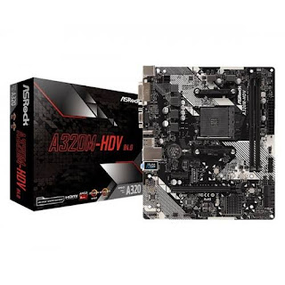 AsRock+A320M+HDV+Motherboard