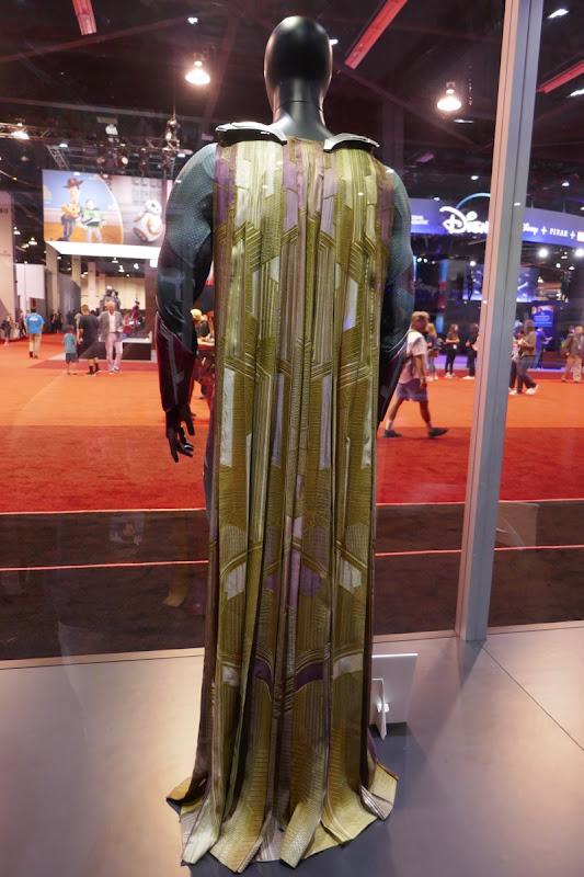 Avengers Vision movie costume cape