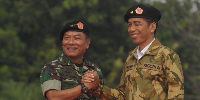 Mantan Panglima TNI Jenderal Moeldoko Akhirnya Ikut Peringatkan Jenderal Gatot