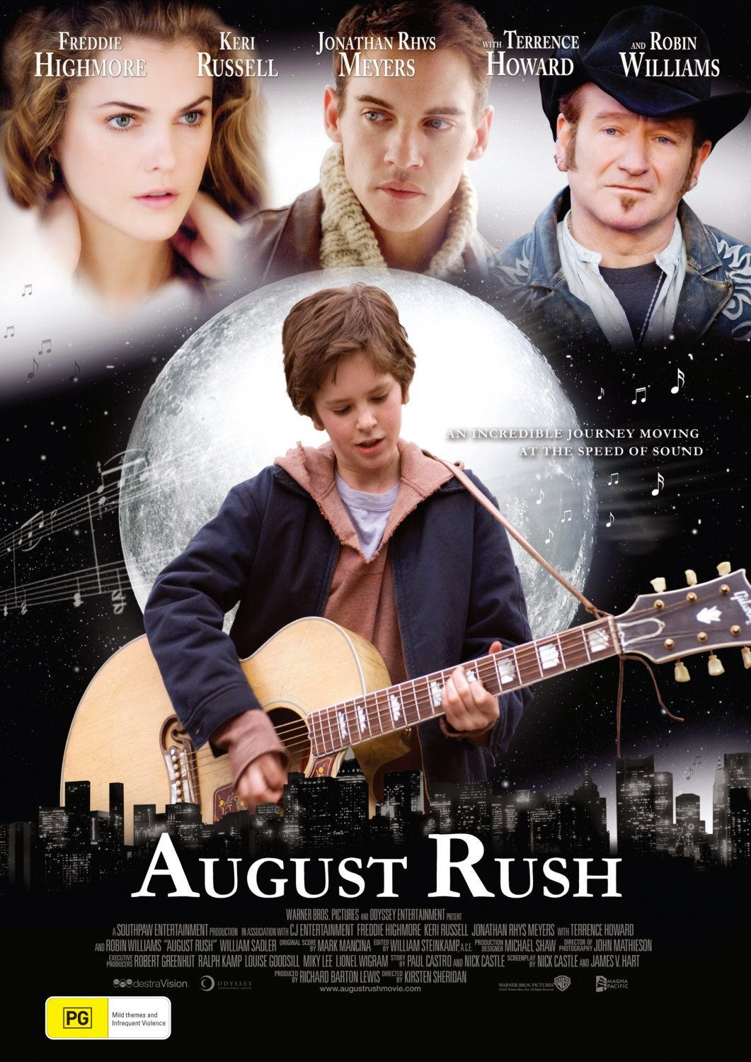 August Rush 2007 English Christian Movie Download
