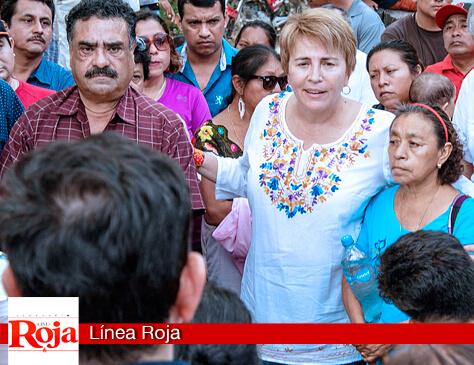 LAURA BERISTAIN TRABAJARÁ EN ABATIR EL REZAGO EN INFRAESTRUCTURA QUE PERSISTE EN EL MUNICIPIO