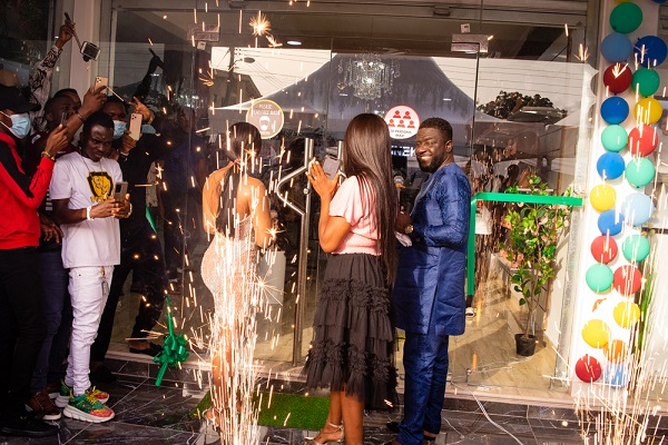 Photos: Juliet Ibrahim, Vanessa Gyan, Sister Deborah, Cookie Tee, Swanky Jerry, others attend launch of Wanneka Luxury Hair branch in Ghana