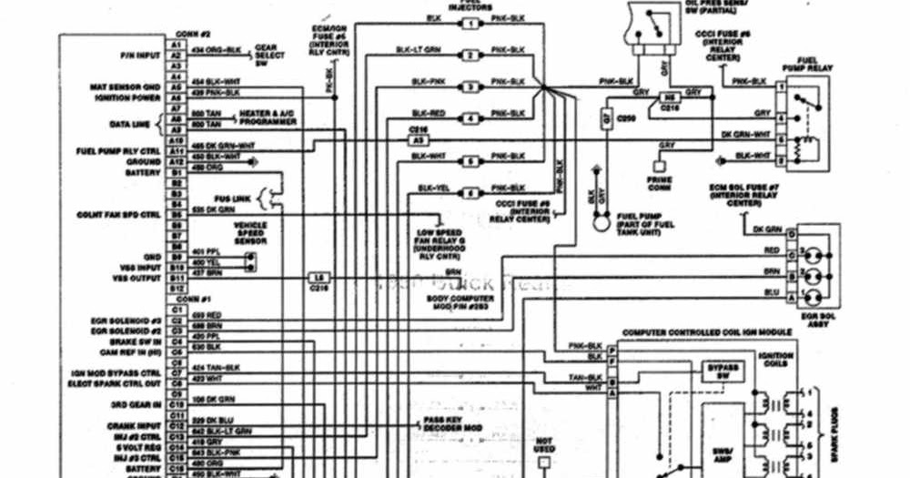 1990 Buick Reatta Wiring Diagram | Wiring Diagram And
