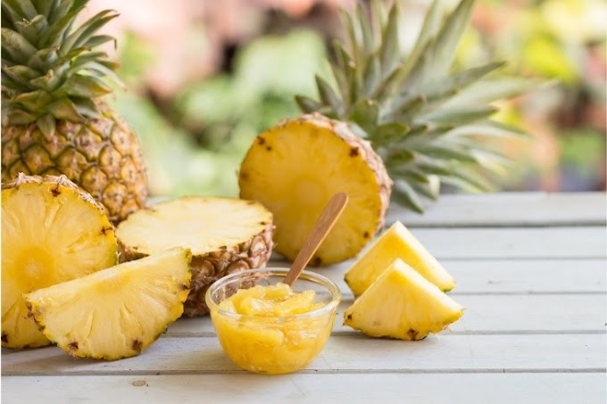 Pineapple face masks and home remedies to pamper your skin