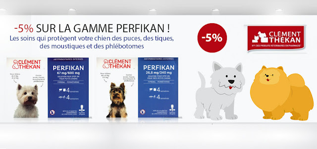 Promotion gamme Perfikan Clément Thékan